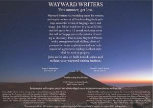 Wayward Flyer JPG